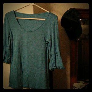 Shirt 3 quarter sleeve